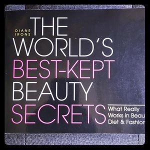 Other - Beauty Secrets Book